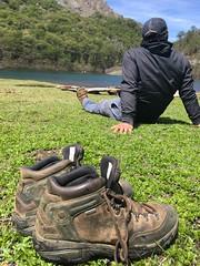 Llegada (FelipeACH) Tags: caminar montaña placer descanso