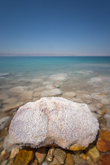 Dead Sea (JoshyWindsor) Tags: ndfilter landscape deadsea travel canonef1740mmf4l water salt coastal jordan canoneos6d longexposure holiday middleeast