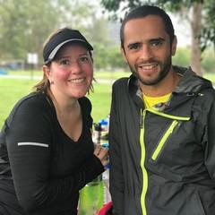 Jueves de entrenamiento #training #running -#run #marathon #soycorrecaminos #correcaminos