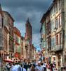 Rue du Taur (Co-jjack) Tags: toulouse villerose hdrenfrancais hdrsingleraw