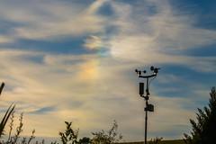 Right Side Parhelion (Sundog) 7:10pm BST 13/05/17 (Spicey_Spiney) Tags: sundog parhelion atmosphericoptics opticaleffects
