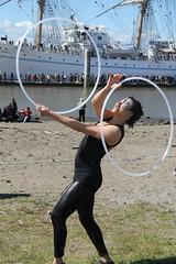 RINGS (Pierre♪ à ♪VanCouver(but away)) Tags: kaiwomaru dancer canada woman ship 海王丸 女 oo