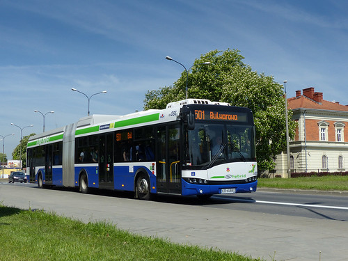 Solaris Urbino 18 Hybrid #BH083