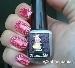 Carimbada com o esmalte para carimbo Muuulda (Esmaltes da Kelly) (katiaemanias) Tags: esmalteparacarimbo esmaltesdakelly katiaemanias unhas unha nails nailpolish nail nailart carimbada stampingnailart stampingnails stamping