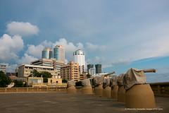 Colombo cityscape (Dhammika Heenpella / Images of Sri Lanka) Tags: dhammikaheenpella srilanka 2017 boc bankofceylon imagesofsrilanka seemamalakaya twintowers vesak wesak cityscape gangaramayatemple illuminated religion කොළඹ ගංගාරාමය ධම්මිකහීන්පැල්ල වෙසක් ශ්රීලංකාව සීමාමාලකය