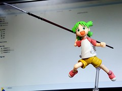 20170519_215656 (dtpmpmpnicetom) Tags: kaiyodo yotsubato revoltech 海洋堂 weapon acba toyphotography toy actionfigurephotography