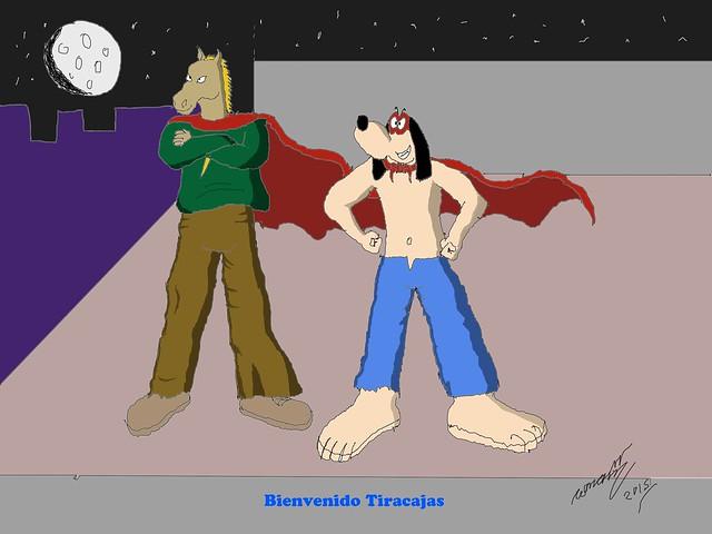 ponyman & dogman