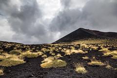 Etna 2 (gsamie) Tags: 600d canon etna guillaumesamie italy rebelt3i sicilia sicily black clouds gsamie lava mountain trekking volcano