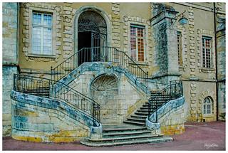 la cité médiévale de La Réole