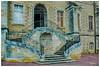 la cité médiévale de La Réole (regis.muno) Tags: nikond70 cité médiévalela réoleaquitaine nouvelleaquitaine citémédiévale châteauprieurécitypriorycastleescalier laréole aquitaine france