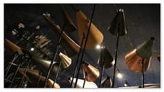 """May I Have Your Attention Please?"" by MAARTEN BAAS & Lensvelt | Ventura Centrale (SanelaBajric) Tags: milanodesignweek milandesignweek fuorisalone fuorisalone2017 interni design"
