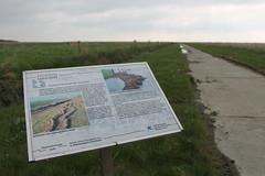Infotafel (perspective-OL) Tags: stad stadland sehefelder moor schwimmendes national park nationalpark nordsee jadebusen watt watvögel sehestedt deich