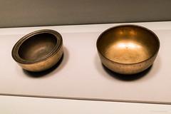 Stem Bowls, Nara period, 8th century (Anita Pravits) Tags: 8jahrhundert 8thcentury bronze horyujitempel horyujigalerie japan nara naraperiod nihon nippon schale schatz tnm thegalleryofhoryujitreasures tokio tokyo tokyonationalmuseum bowl templehoryuji treasure