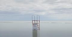 Where's the Beach? (Underground Joan Photography) Tags: sunnysidebeach toronto martingoodmantrail lakeontario floods torontofloods water beach