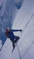 Liskamm N-Wand (czpictures) Tags: monterosa liskammnwand 4000 mountains ski touring switzerland glacier mountaineering alpinism