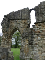 P1110859 Basingwerk Abbey, Holywell, Wales (35) (archaeologist_d) Tags: wales cistercians 12thcentury basingwerkabbey holywell abatydinasbasing
