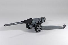 Canon de 155mm GPF (Rebla) Tags: canon de 155mm gpf lego ww2 wwii world war ii 2