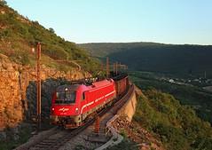 541 003, Zanigrad,  5 May 2017 (Mr Joseph Bloggs) Tags: treno train railway railroad bahn koper zanigrad slovenia sž sz slovenske taurus 1216 541 541003 003 mountain freight cargo merci siemens