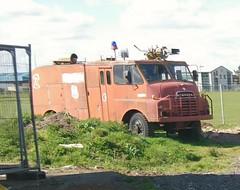 RAF mk8 bedford RLHZ / Pyrene Fire Engine (scotttheporg) Tags: bedford bedfordrl rlhz pyrene aviation fireengine