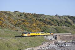 Colas 37116 Harrington NW_276 (Stuart's Transport) Tags: cumbria train uk 37116 networkrail testtrain colas class37 harrington cumbriancoast