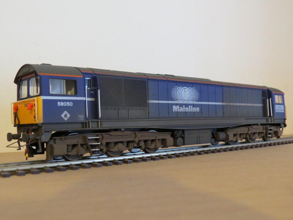 Heljan class 33 nse