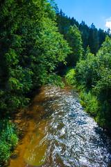Fluss in Oberösterreich