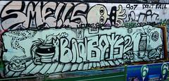 graffiti and streetart in bangkok (wojofoto) Tags: graffiti streetart bangkok thailand wojofoto wolfgangjosten badboys2