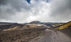 Etna 1 (gsamie) Tags: 600d canon etna guillaumesamie italy rebelt3i sicilia sicily black clouds gsamie landscape lava mountain trekking volcano