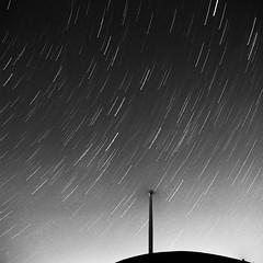 15 Minutes (mattt1970) Tags: hasselblad500cm carlzeissplanarcft80mmf28 ilfordhp5 hc110 mediumformat 6x6 film analog startrails sky lyridmeteorshower livermore