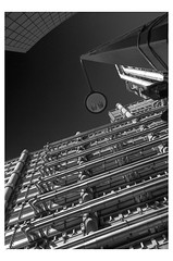 loyds of London UK. (Explore 29/04/2017) (spencerrushton) Tags: spencerrushton spencer sun rushton canon canonlens colour canonl 5dmkiii canon5dmkiii london londonuk londoncity uk availablelight abstract architecture building day daylight dayout dslr dethoffield dof lightroom loydsoflondon loyds loydsbuilding manfrottotripod manfrotto 24105mm canon24105mmlf4 bw monochrome beautiful blackandwhite black white