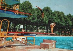 San Cristoforo - Canottieri Milano, 1965 B (Milàn l'era inscì) Tags: urbanfile milanl'erainscì milano milan oldpicture milanosparita vecchiefoto san cristoforo