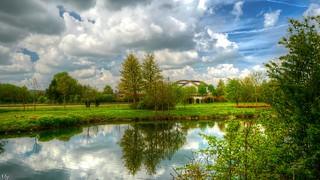 Etang - the pond