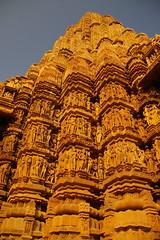 Khajuraho Close-up (Debbie Sabadash) Tags: khajuraho madhya pradesh india