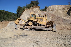 Caterpillar D11N (Falippo) Tags: apripista bull dozer bulldozer caterpillar cat d11 caterpillard11 cava quarry steinbruch raupen movimentoterra