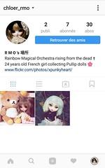 FIND ME ON INSTAGRAM ! [ chloer_rmo ] (Rainbow Magical Orchestra ♫) Tags: pullip dolls kawaii poupées byul isul dal taeyang groove jun planning lolita japan obitsu