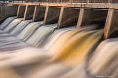 Rouge River Dam_4_2017.jpg (scorpio71gr) Tags: blurredwater da5514 k1 longexposure michigan motion pentax rivers rockford sunsets waterinmotion water