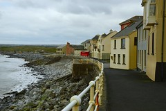 Lahinch 8 (Krasivaya Liza) Tags: lahinch county clare countyclare ireland irish countryside village town colorful history historical buildings