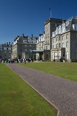 Gleneagles Hotel (itmpa) Tags: gleneagleshotel gleneagles hotel 1913 192425 1920s caledonianrailway matthewadam jamesmiller grounds landscape railway railwayhotel listed categoryb straightfromthecamera unedited nophotoshop ahssstudytour studytour ahss architecturalheritagesocietyofscotland scotland archhist itmpa tomparnell canon 6d canon6d