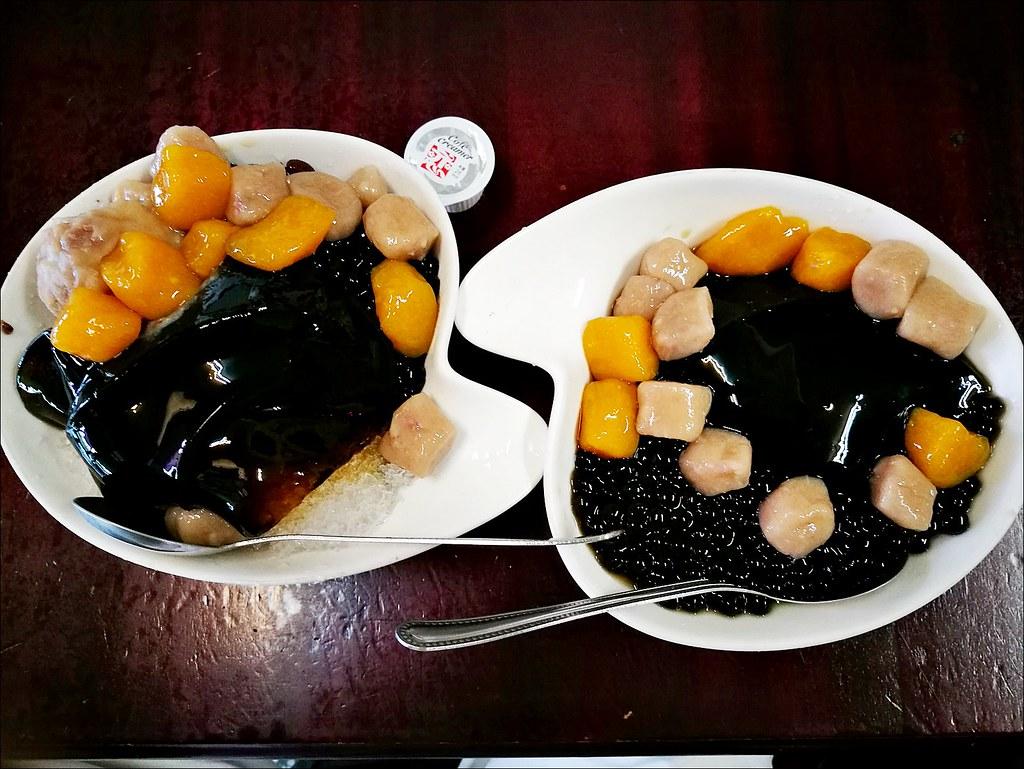 3Q芋圓仙草凍
