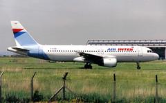 AIR INTER A320 F-GJVW (Adrian.Kissane) Tags: airinter shannon a320 491 fgjvw