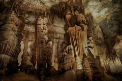 Viendo pasar el tiempo (candi...) Tags: cuevasdeldrach estalactitas estalacmitas cueva baleares mallorca profundidades rocas sonya77 naturaleza nature portocristo
