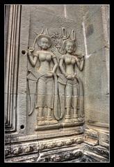 Siem Reap K - Angkor wat relief 01