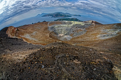 Gran Cratere & The Sky (Fotografie mit Seele) Tags: italien italy vulkan volcano vulcano eolianislands schwefel sulphur
