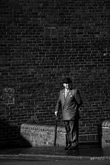 A city gent (Arvor Photography) Tags: 2017 acitygent arvorphotography bclm birmingham blackcountrylivingmuseum blackcountrytown bowlerhat darylhutchinson dudley gentleman landscapephotography street timelineevents westmidlands industriallandscape openairmuseum