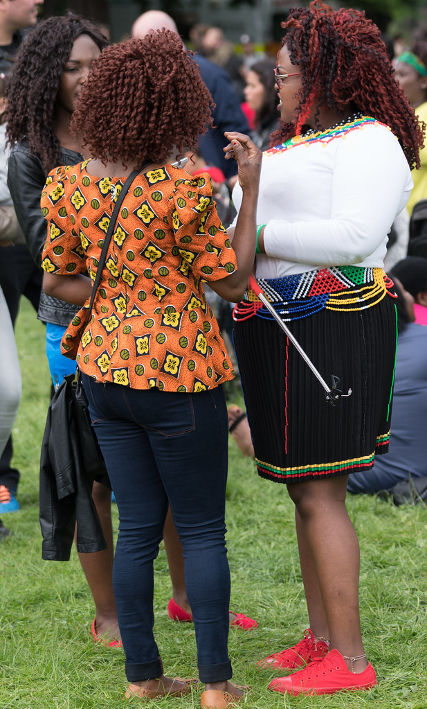 AFRICA DAY 2017 - THE PEOPLE [WERE  YOU THERE]-128743