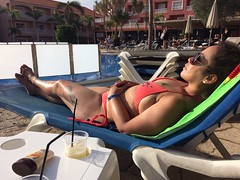 Tenerife (radioink) Tags: tenerife adeje beach holiday vacation 2017 spain