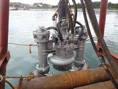 dragflow cutter suction dredge