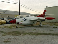 "North American T-2A Buckeye 1 • <a style=""font-size:0.8em;"" href=""http://www.flickr.com/photos/81723459@N04/34463560622/"" target=""_blank"">View on Flickr</a>"