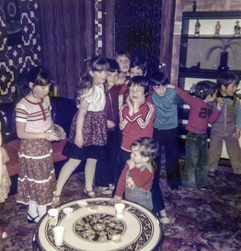 Robert Finnigan 9th Birthday Party 1979