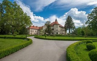 castle - Lužnica (09)